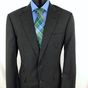 Brooks Brothers Brooksease Sport Coat Gray 42L